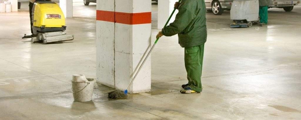 Limpieza de Garajes y Parkings en El Plantío