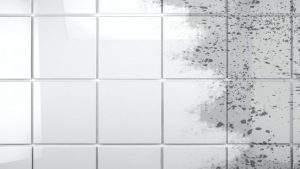 Limpiar azulejos cocina