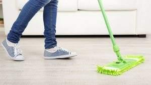Cómo limpiar el suelo