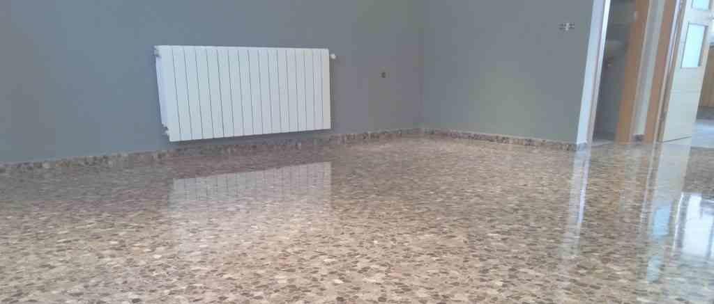 limpiar suelos de terrazo