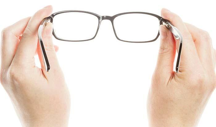 Limpiar Gafas