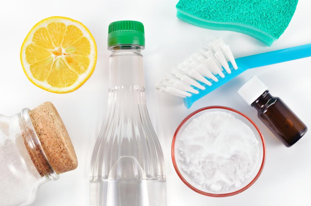 limpieza con vinagre
