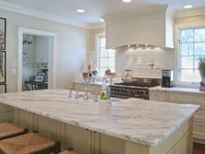 Cómo limpiar el mármol blanco