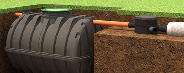 Cómo limpiar una fosa séptica