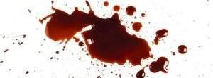 Cómo limpiar manchas de sangre