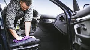 Limpiar el interior del coche