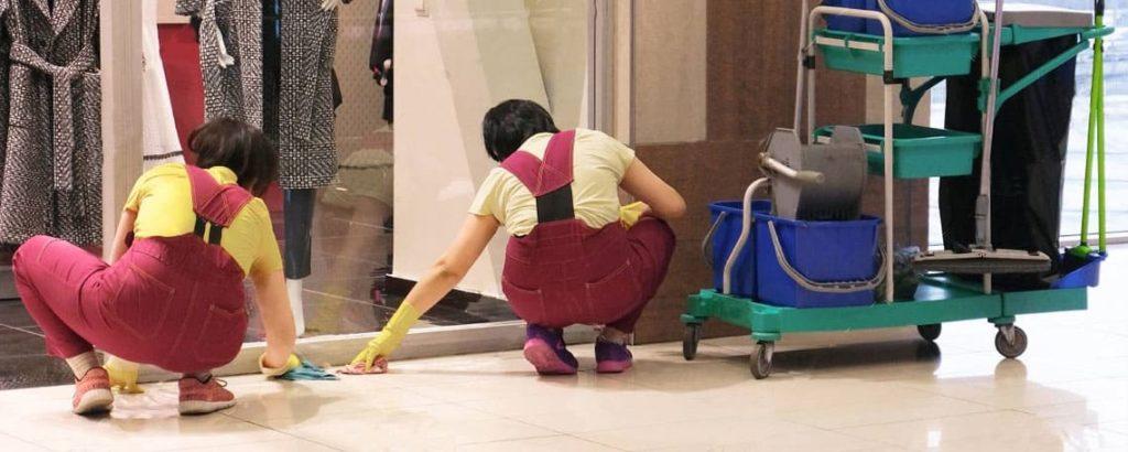 Limpieza de Centros Comerciales en
