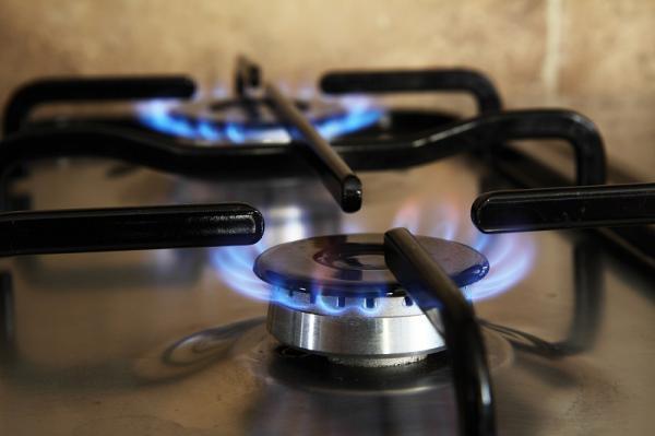Cómo limpiar quemadores de gas