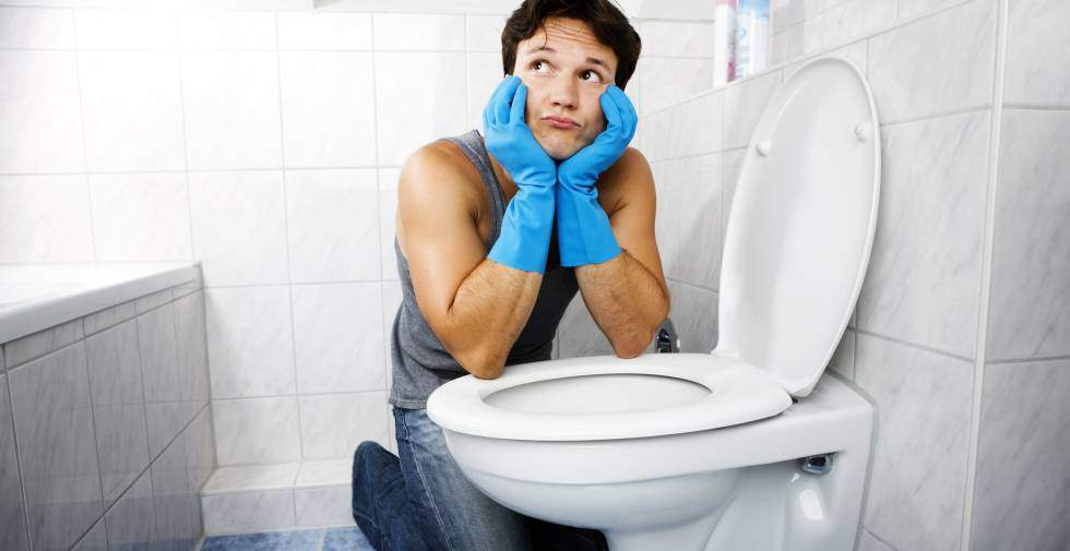 Limpiar WC