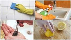 Desinfectar sin lejía