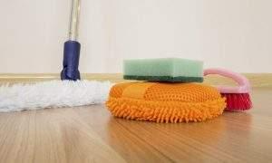 Limpiar suelo laminado