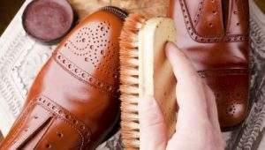 Limpieza zapatos