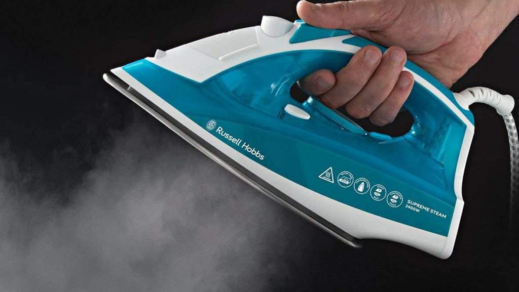 Cómo limpiar una plancha por dentro