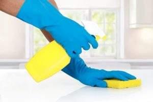 Desinfectar y limpiar