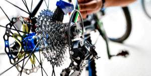Limpieza bicicleta