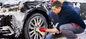 Limpieza vehículos