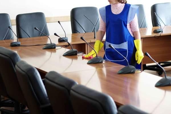 agencia de limpieza