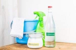 Vinagre blanco para limpiar