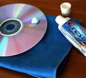 Limpiar cd