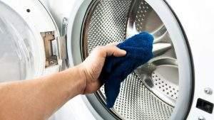 Producto para limpiar lavadora