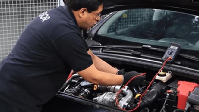 Cómo limpiar caudalímetro