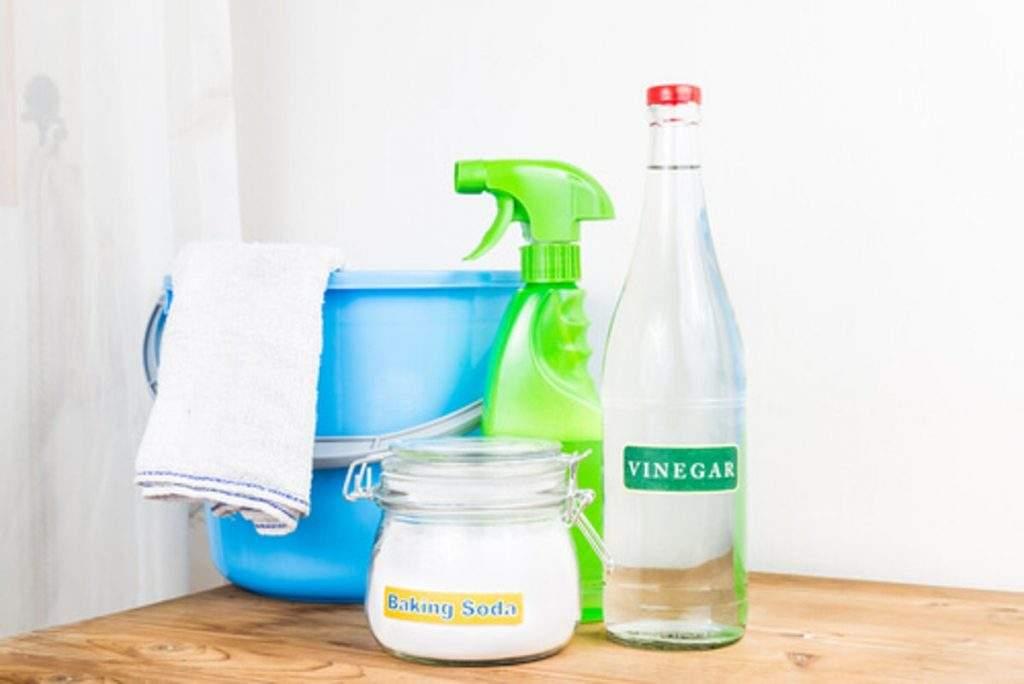 Vinagre de limpieza