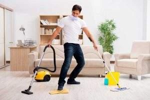Limpiar casa Madrid