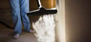 Limpieza vapor