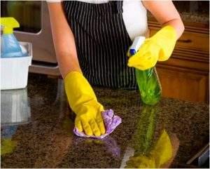 Limpiar mármol con amoniaco