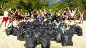 Limpiar basura