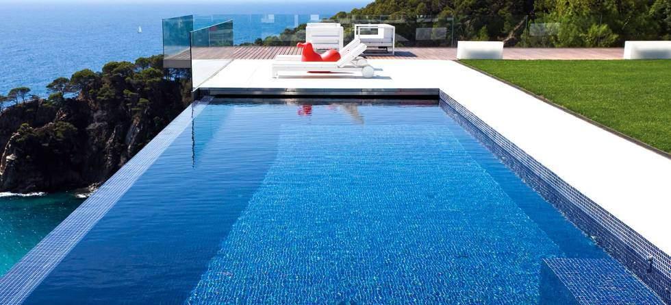 Robot limpieza piscina