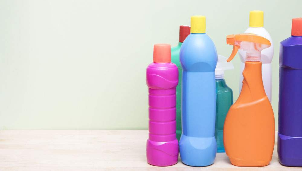 Amoniaco limpieza