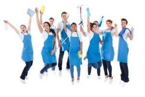 Agencias de limpieza
