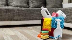 Limpieza sofás