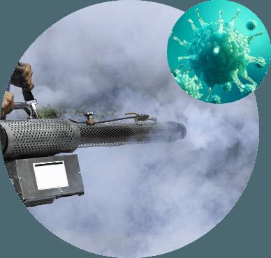 servicios de desinfección Covid19