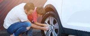 Limpieza coches