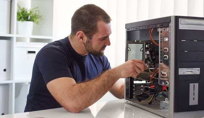 Limpieza ordenador