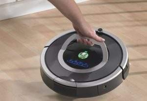 Robot limpieza suelo