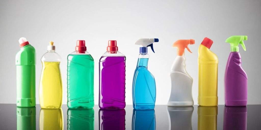 producto de limpieza industrial