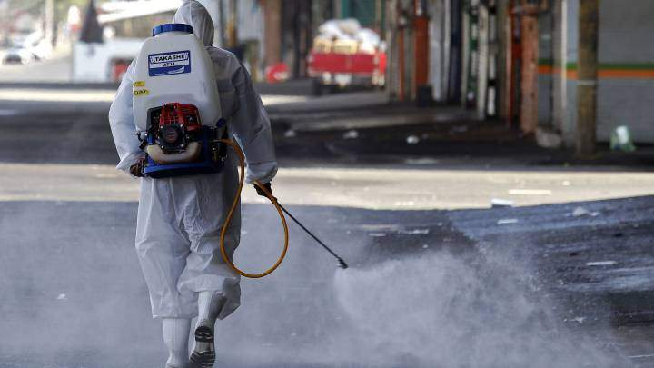 ozono desinfectante
