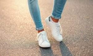 Limpieza zapatillas