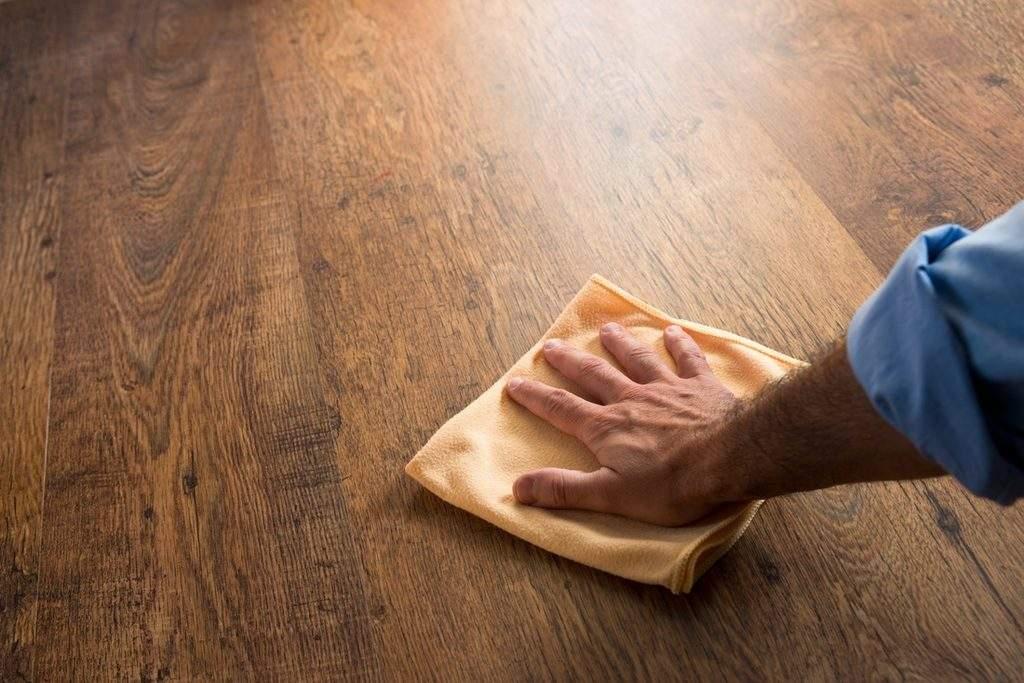 limpiar-madera