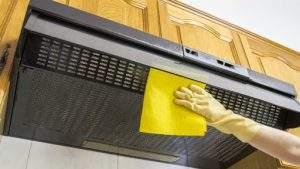 Cómo limpiar campana extractora