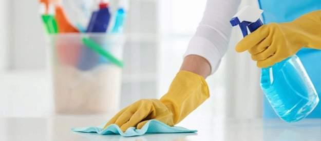 Cómo desinfectar
