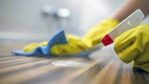 Desinfectar coronavirus