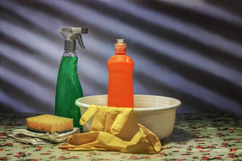 Desinfectante casero