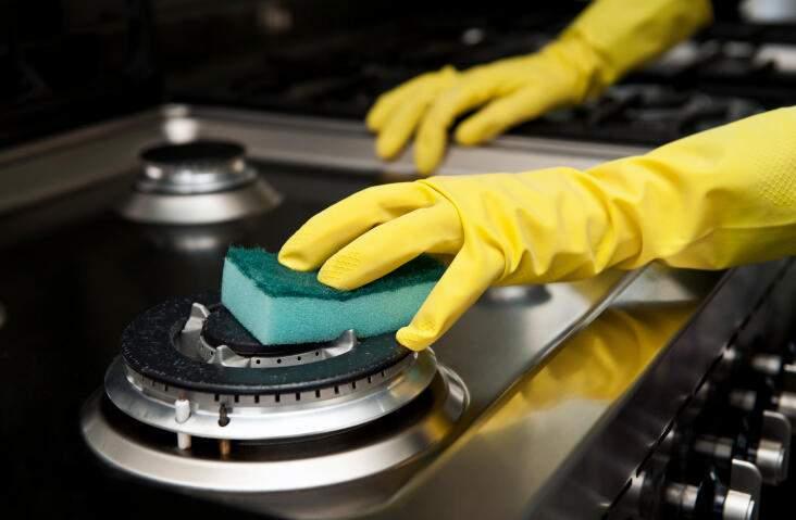 limpiar quemadores