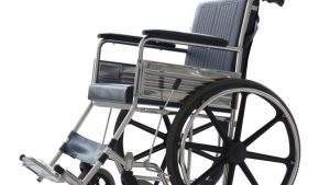 Limpiar ruedas sillas