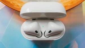 Cómo limpiar airpods