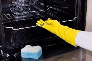 Cómo limpiar bandeja horno
